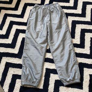 Catalina vintage high rise silver jogger pants